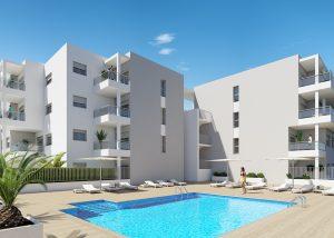 apartamentos en El Médano