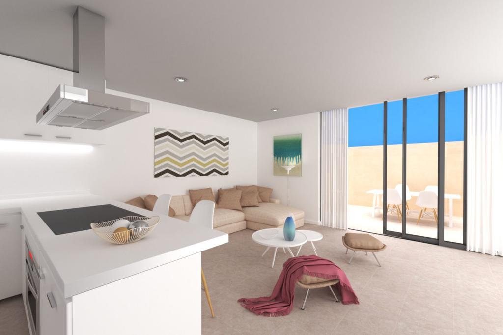 proyecto de viviendas unifamiliares en Adeje