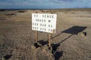 inversion en obra nueva y mercado de suelo en Tenerife