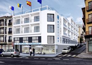 reforma integral hotel en La Palma