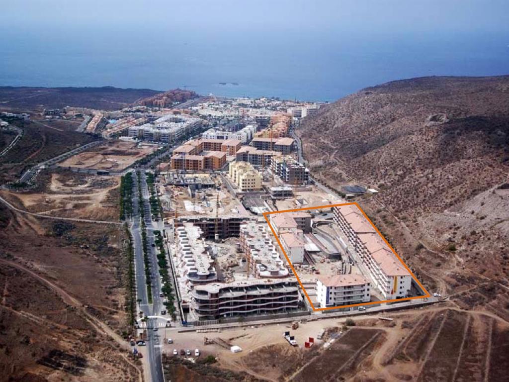 Proyecto en Palm Mar, Arona, Tenerife