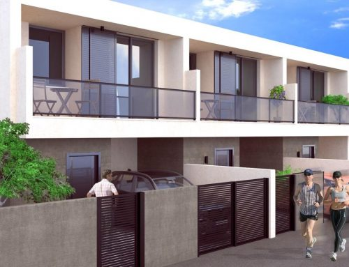 "Project 10 single family houses ""Living Costa Adeje"""