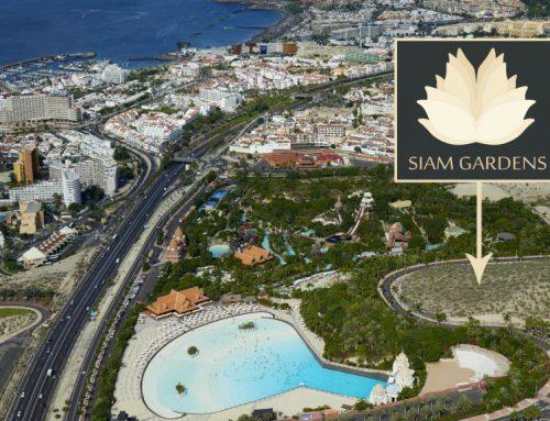 """Promoción 24 unifamiliares de lujo """"Siam Gardens"""""""